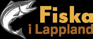 Fiska i Lappland Retina Logo