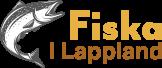 Fiska i Lappland Logotyp